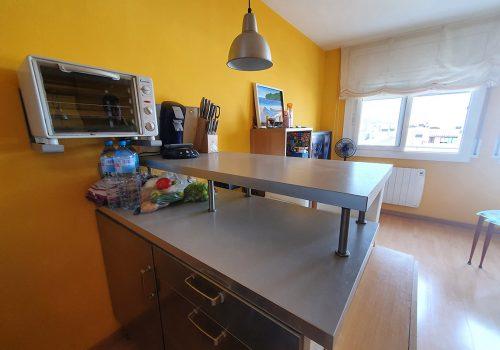 Despacho adaptado como vivienda